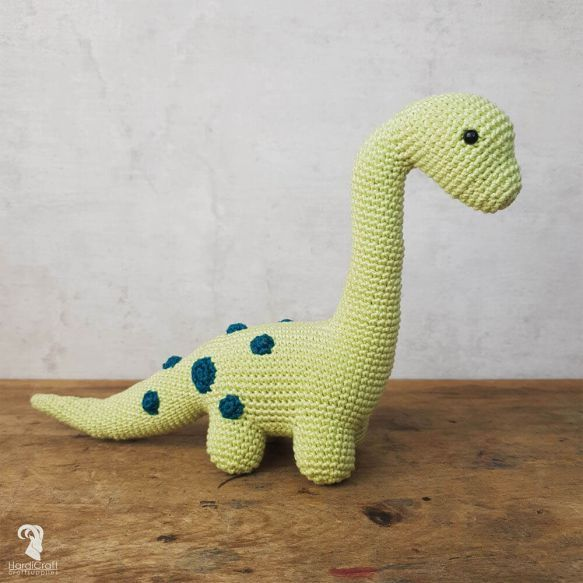 Haakpakket Dino