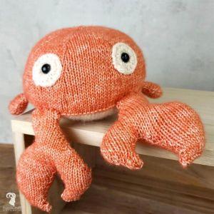 Breipakket krab