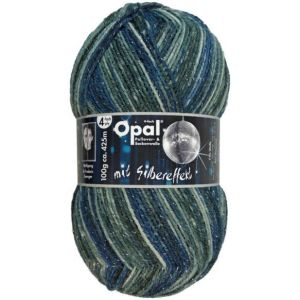 Opal mit Silbereffekt -9673