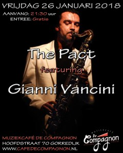 THE PACT & GIANNI VANCINI