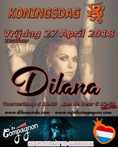 Dilana (koningsdag)