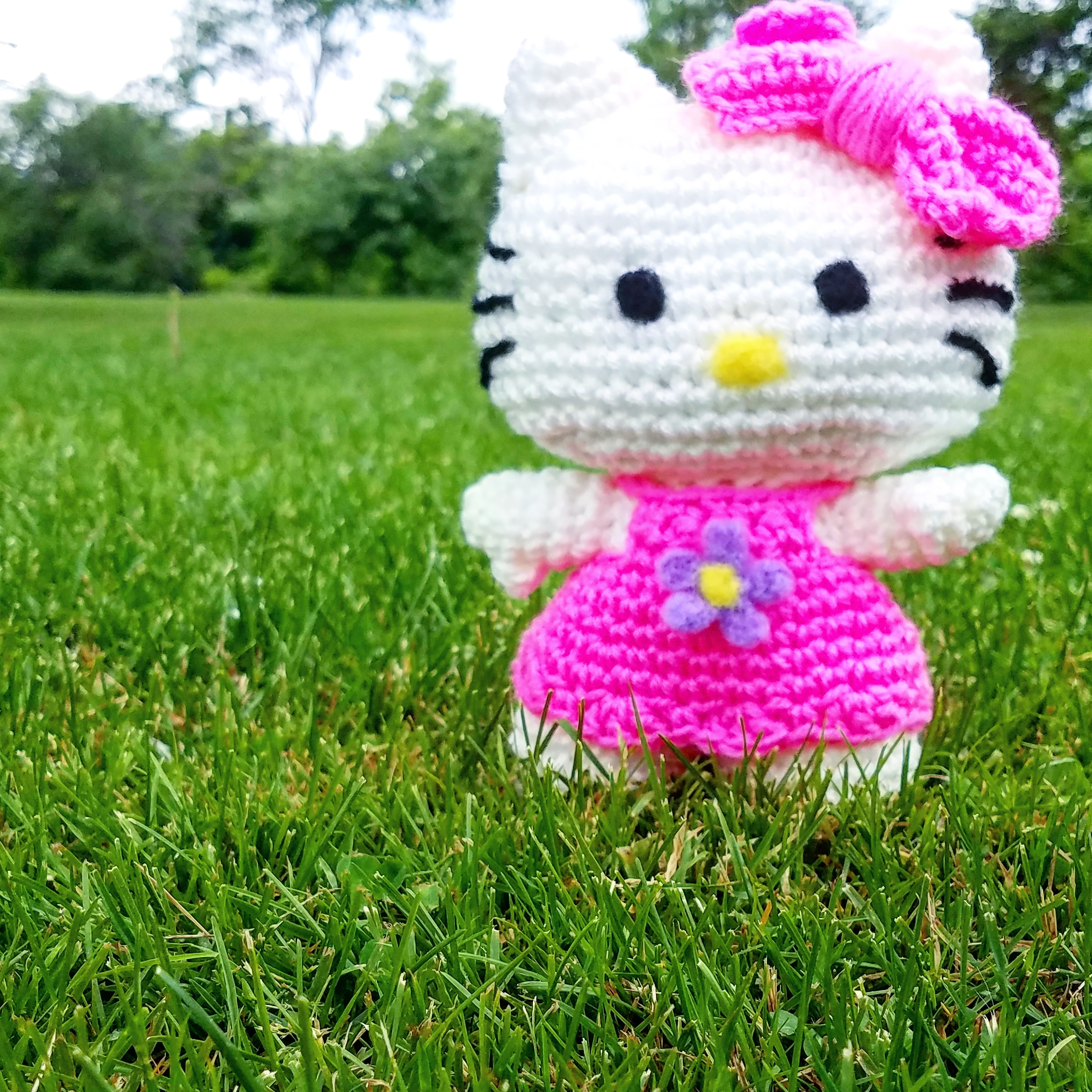 Hello Kitty Amigurumi Inspiration Photos & How to Create Your Own ... | 2033x2033