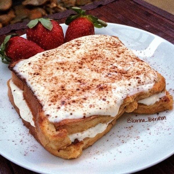 Tiramisu French Toast!!