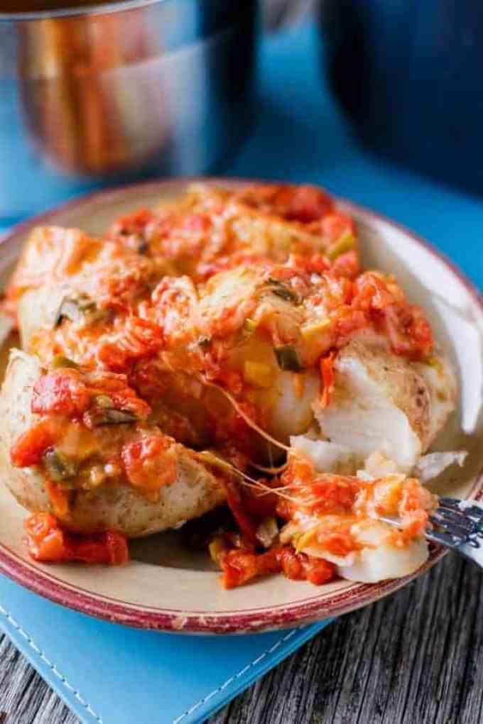 Cheesy Potatoes - Cafe Delites