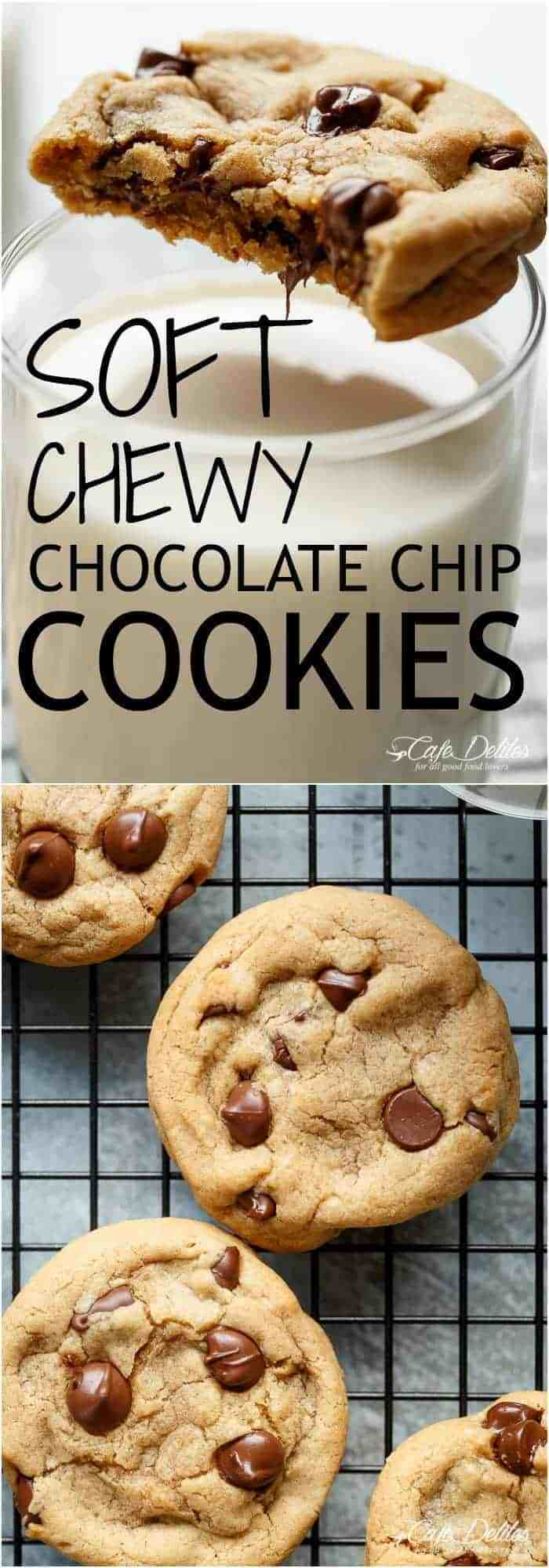 Chewy cookies recipes easy