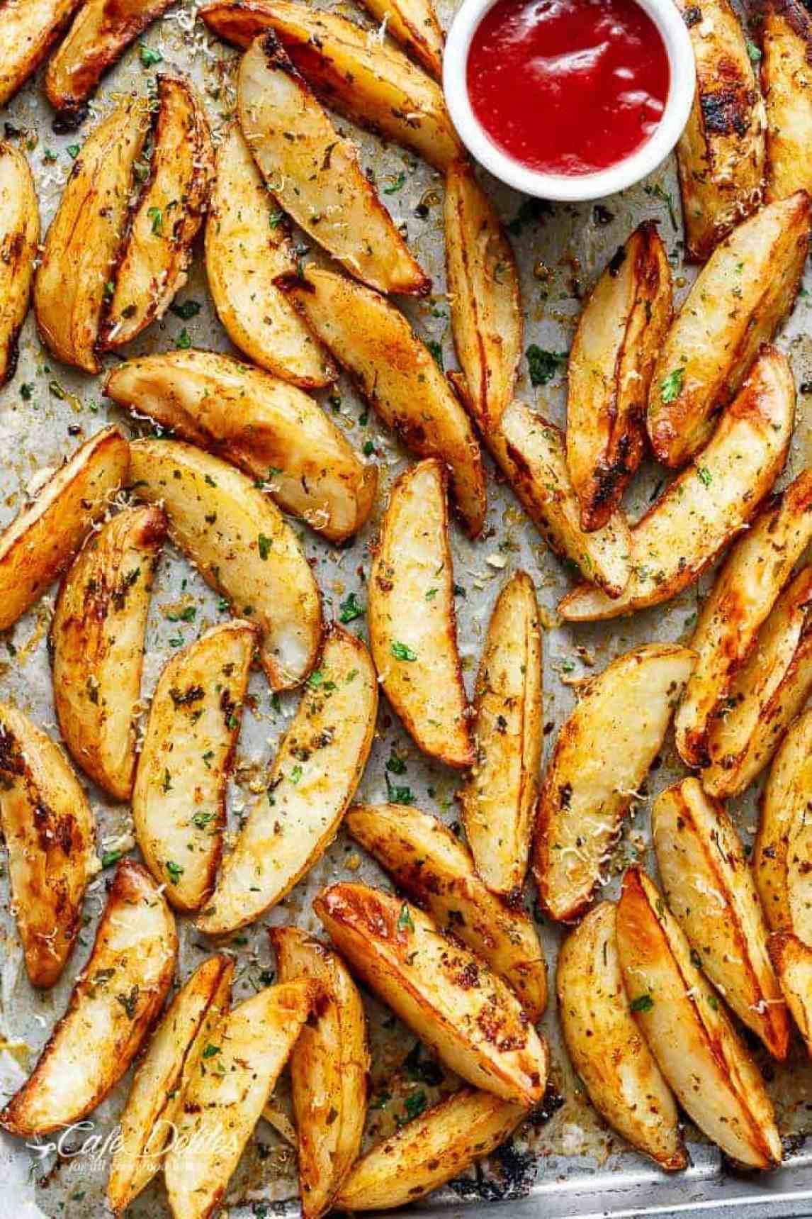 Hasil gambar untuk Potato Wedges