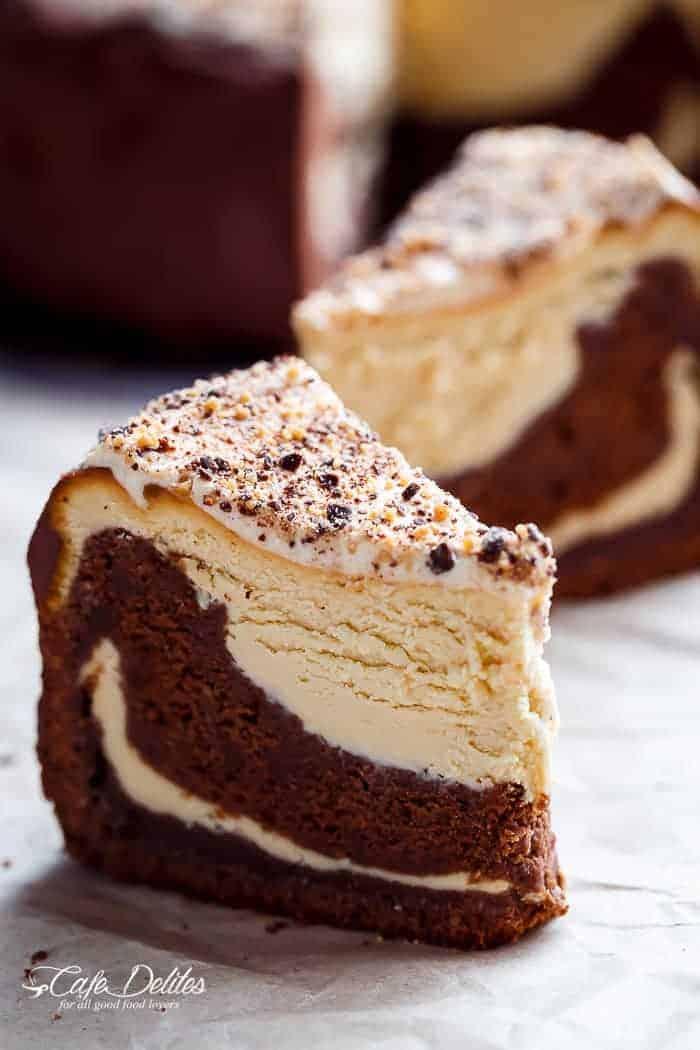 Triple Layer Mousse Cake Recipe