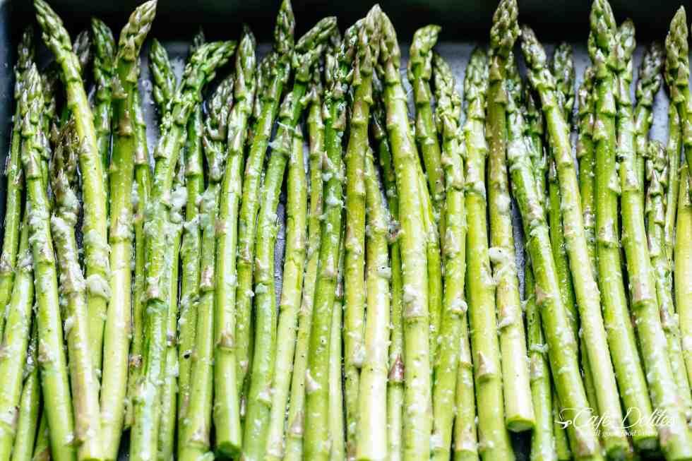 How To Roast Asparagus | cafedelites.com