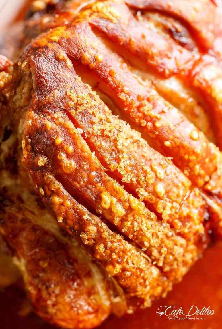 Pork Roast With Crackle