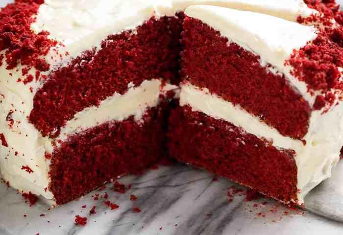 Best Red Velvet Cake Cafe Delites