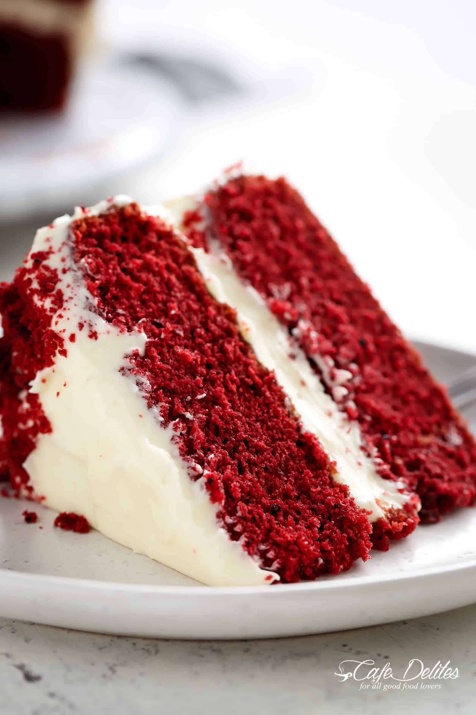 The 20 Best Ideas For Best Red Velvet Cake
