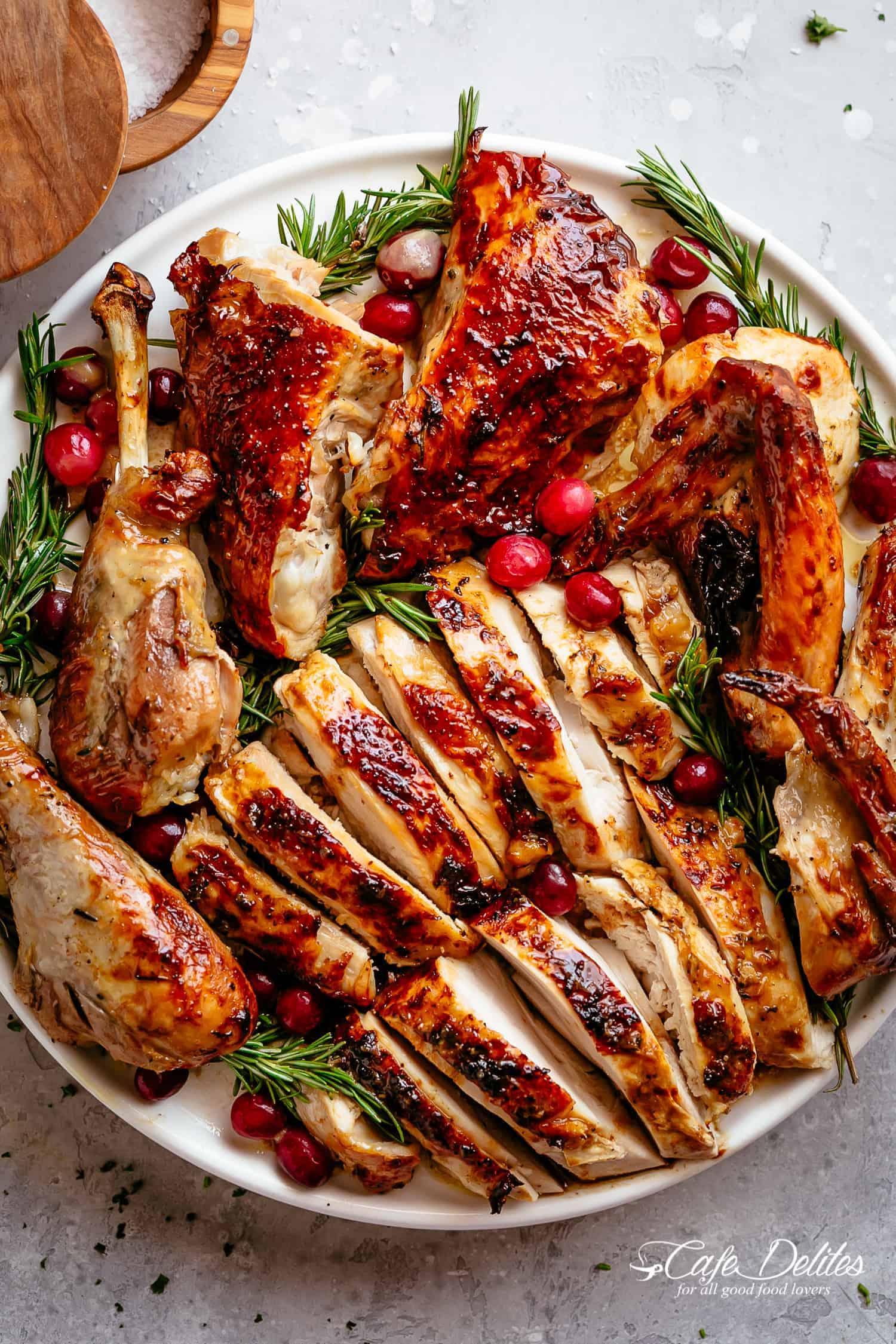 Roast Turkey Cafe Delites