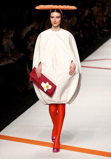 Fashion Week Ridicule