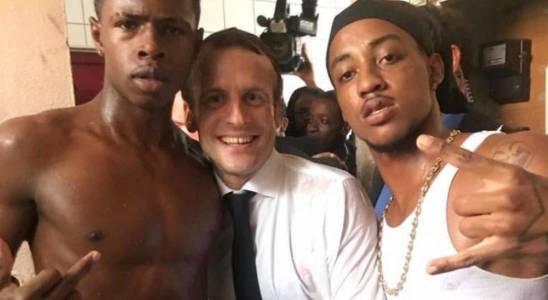 Macron encule la France