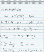 Dear Arhtritis