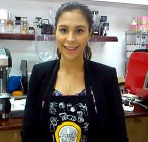 Jessica Sierra Testimonio Café Etrusca