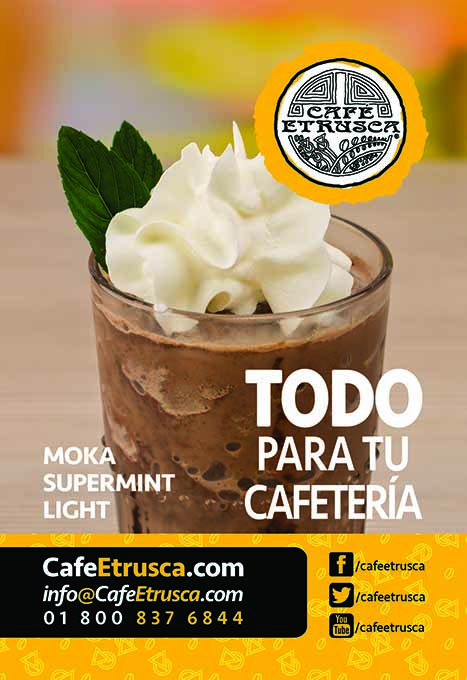Moka Super Mint Light