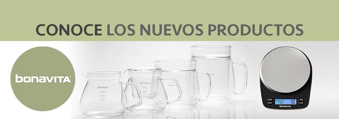Slider Bonavita Nuevos Productos 2016