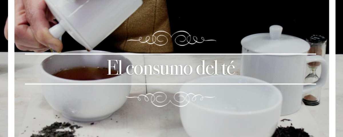 El consumo del té