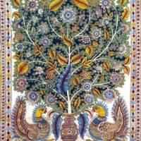 Korset; Träden och skogen