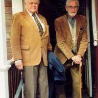 Kurt och Tage in memoriam