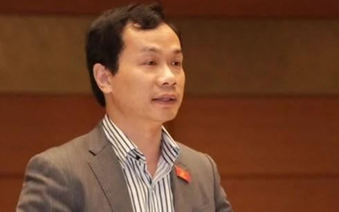 Ông Phạm Tất Thắng - đại biểu Quốc hội tỉnh Vĩnh Long