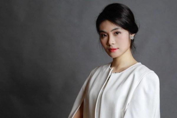 Trần Thị Quỳnh Ngọc-Phó chủ tịch Tập đoàn Nam Cường.