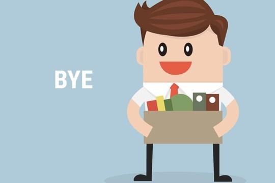 Văn hóa nghỉ việc: Dù thế nào cũng hãy tử tế và rời đi trong tư thế ngẩng cao đầu - Ảnh 2.