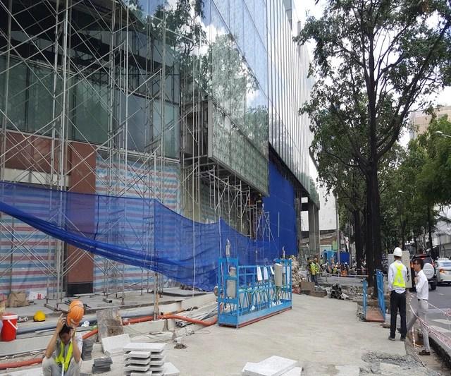 giai đoạn 2 dự án Saigon Centre