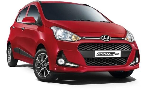Mẫu sedan cỡ nhỏ bán chạy nhất thị trường Việt Nam Hyundai Grand i10 cũng được giảm giá.