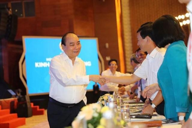 Thủ tướng Nguyễn Xuân Phúc: Miền Trung cần tìm ra căn bệnh để tháo gỡ - Ảnh 1.