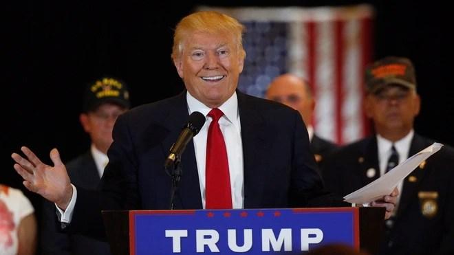 """Nước Mỹ dưới triều đại ông Trump sẽ """"khép kín, chặt chẽ và cơ bắp"""""""