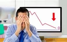 Sắc đỏ bao trùm thị trường, VN-Index mất hơn 7 điểm với số mã giảm áp đảo