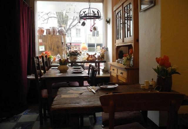 1900 coffee house in Berlin