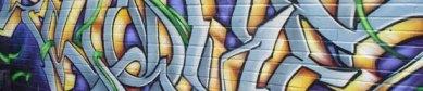 photographie murale graffiti artiste graffiteur art