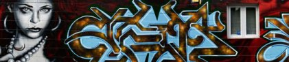 photographie murale graffiti artiste herezy graffiteur art