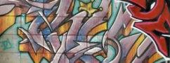 contrat oakley murale hiphop artiste graffiti fluke