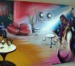 hiphop graffiti pool3
