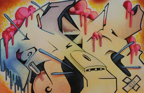 Axe Graffiteur