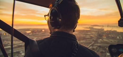 transporte en helicóptero