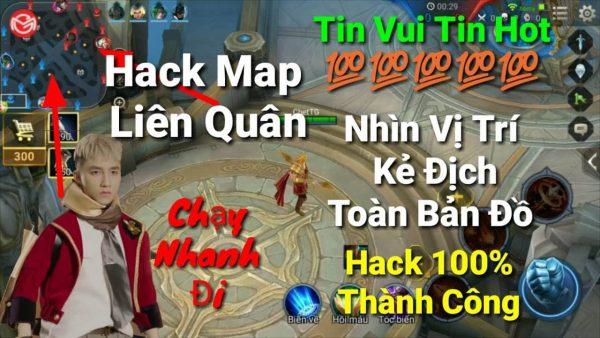 hack map liên quân mobile
