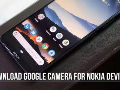 Google Camera cho điện thoại NOKIA