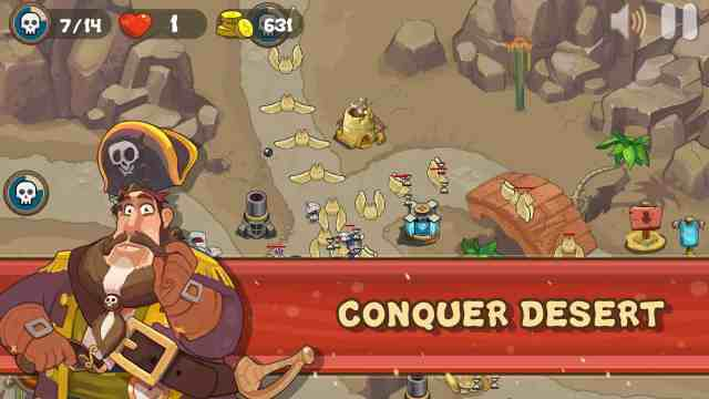 Tower Defense Realm King
