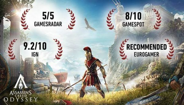 Download game Assassin's Creed Odyssey miễn phí cho PC