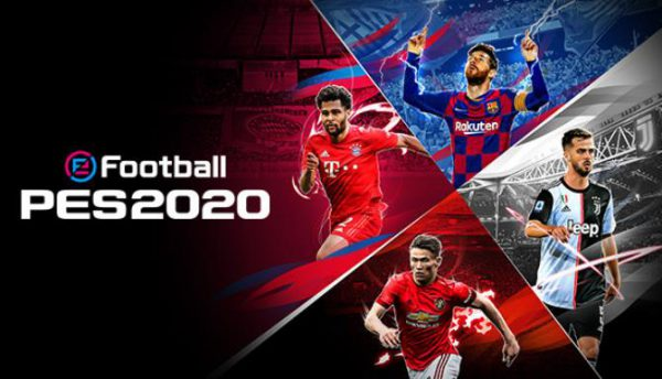 Download game eFootball PES 2020 full crack miễn phí cho PC