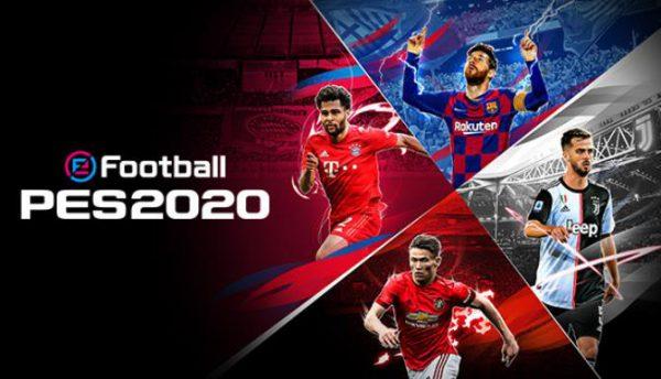 Download game eFootball PES 2020 full crack miễn phí cho PC