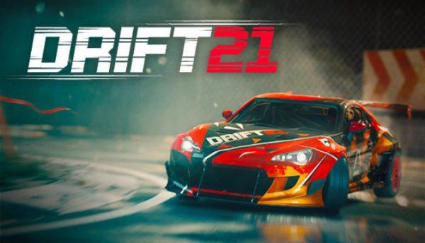 Download game DRIFT21 full crack miễn phí cho PC - Cafehitech