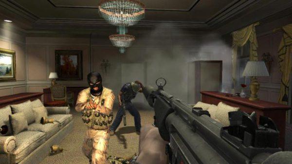 Download Game James Bond 007 Quantum of Solace cho PC miễn phí