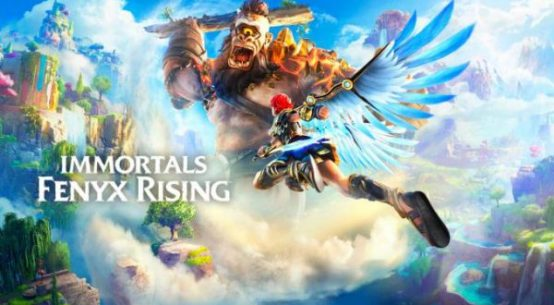 Immortals Fenyx Rising full crack PC miễn phí
