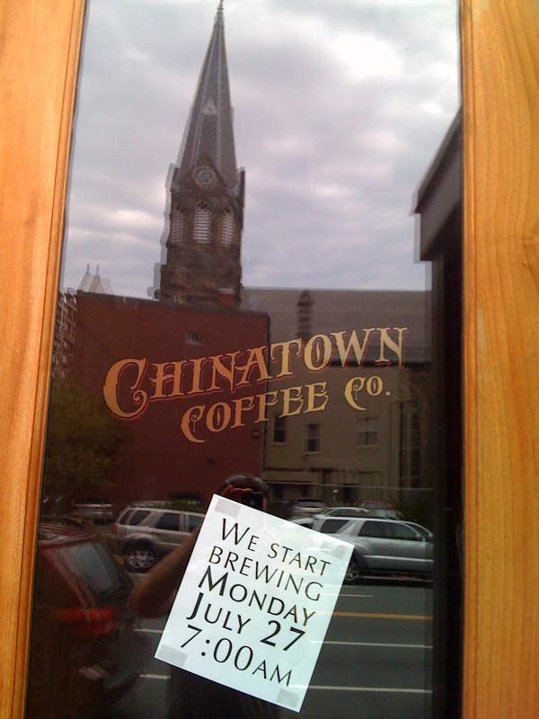 Chinatown Coffee Co. (CCC)